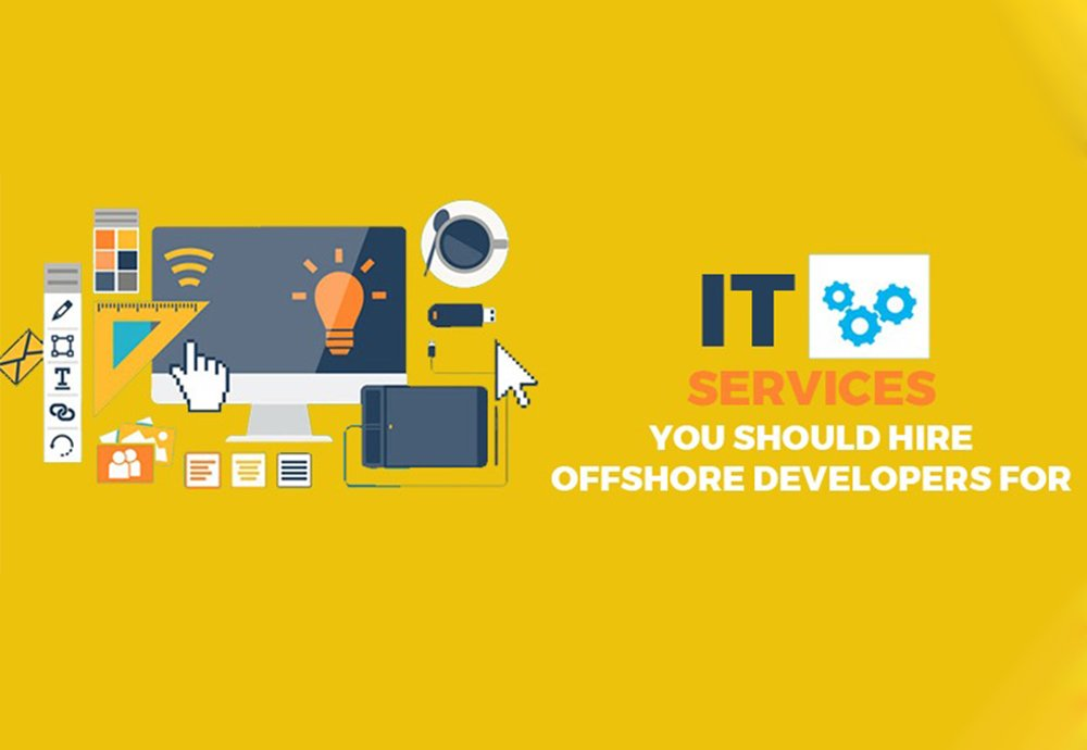 Which IT Outsourcing Services You Should Hire Offshore?