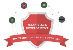 What are the advantages of MEAN stack development technology?